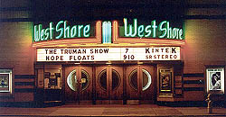 Photo from the West Shore Theatre collection